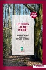 Cahier scientifique du Parc Naturel Régional du Morvan sur les coupes à blanc en forêt